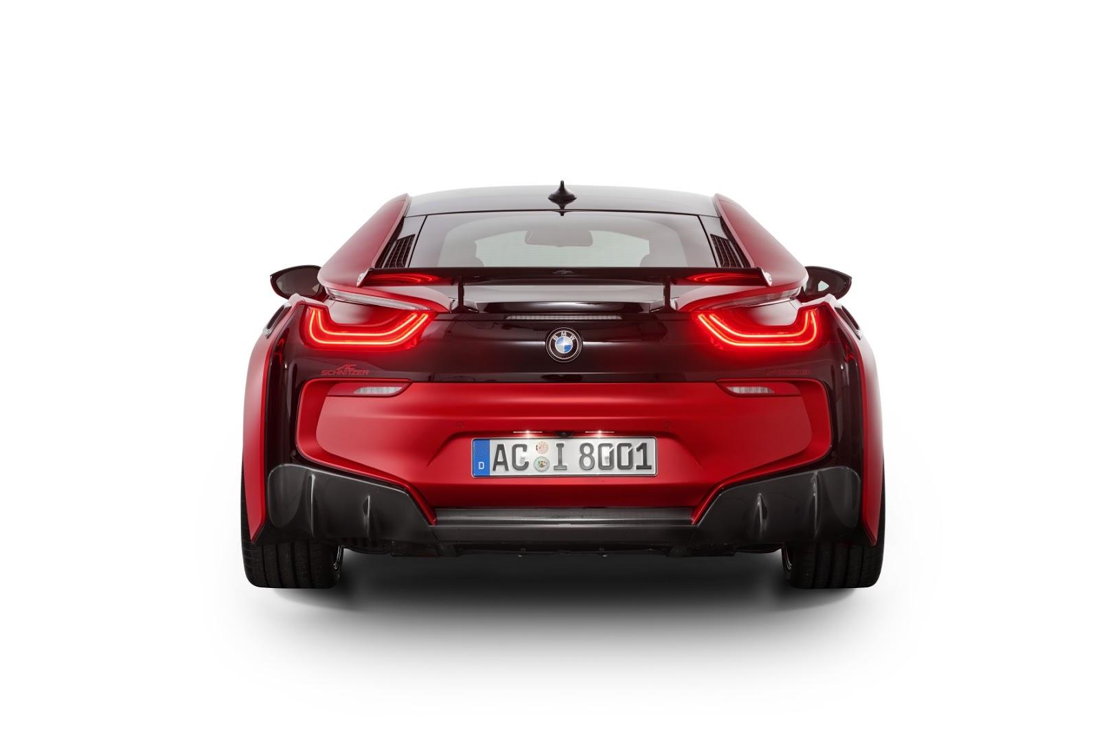 BMW i8 with Carbon Aerodynamic Accessories by AC Schnitzer (7)