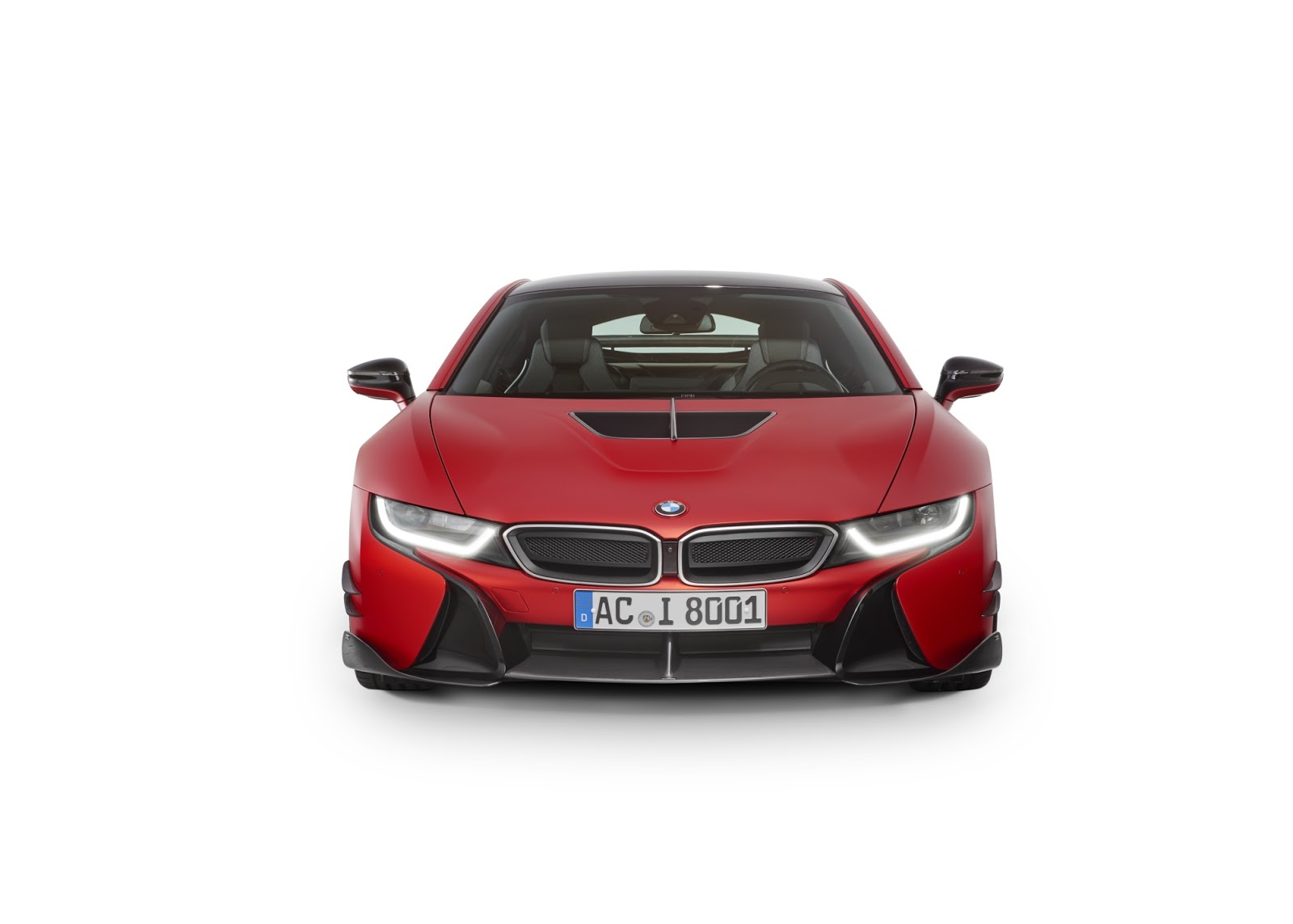 BMW i8 with Carbon Aerodynamic Accessories by AC Schnitzer (8)