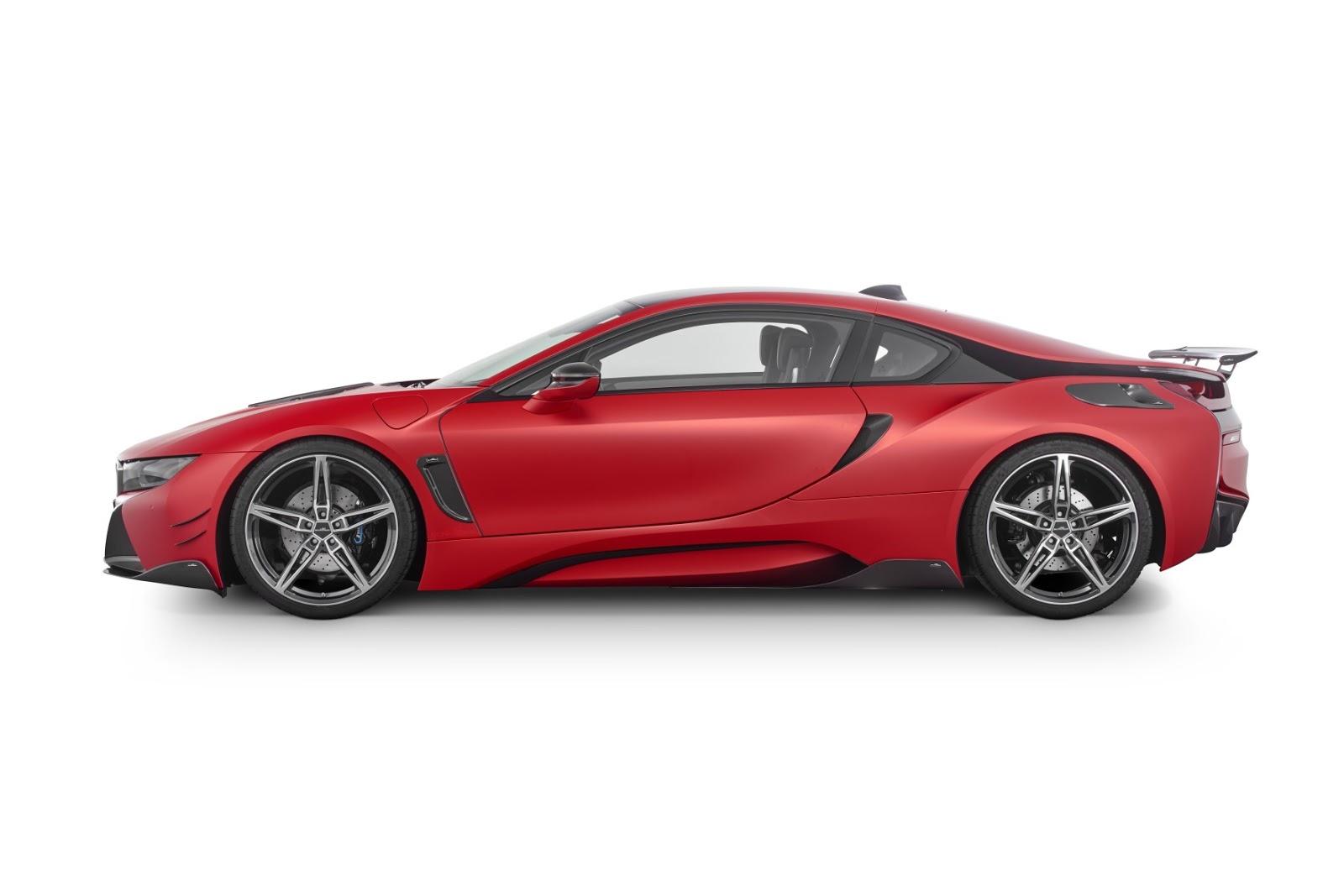 BMW i8 with Carbon Aerodynamic Accessories by AC Schnitzer (9)
