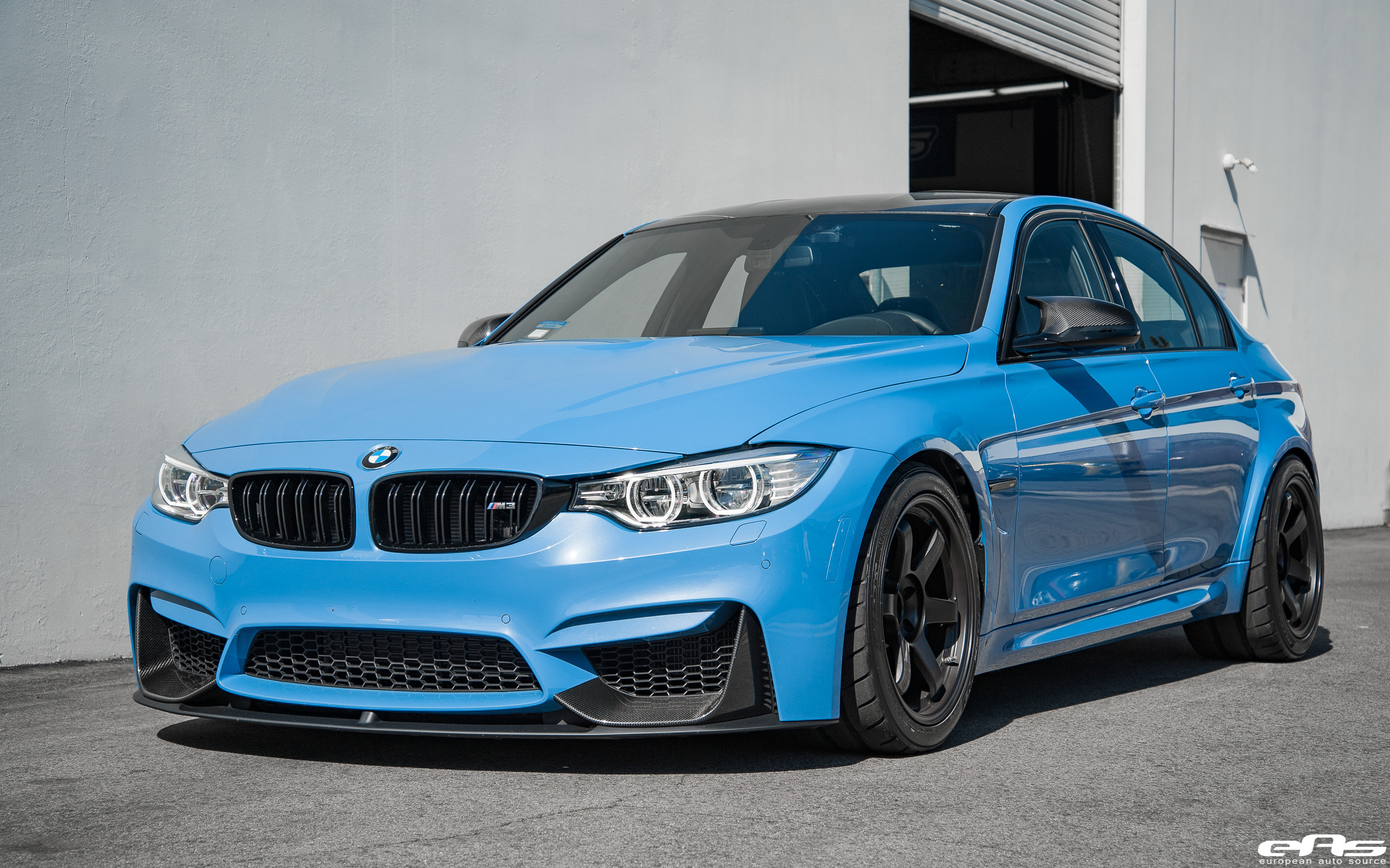 Yas Marina F80 Bmw M3 By Eas Looks Marvelous With M Performance Parts Bmw Car Tuning