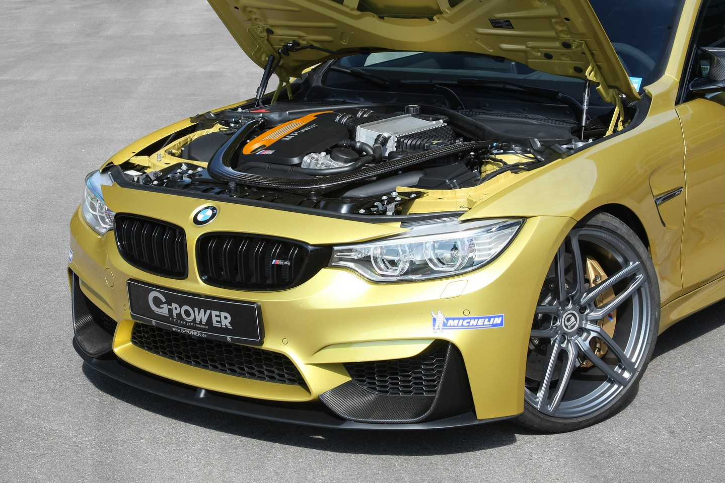 F82 BMW M4 by G-Power (8)