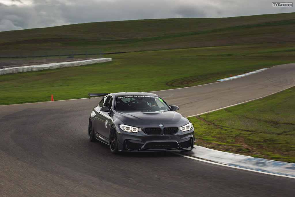 F82 BMW M4 in Mineral Gray (1)