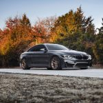 F82 BMW M4 on HRE Wheels (1)