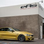 F82 BMW M4 on Vorsteiner Wheels (12)