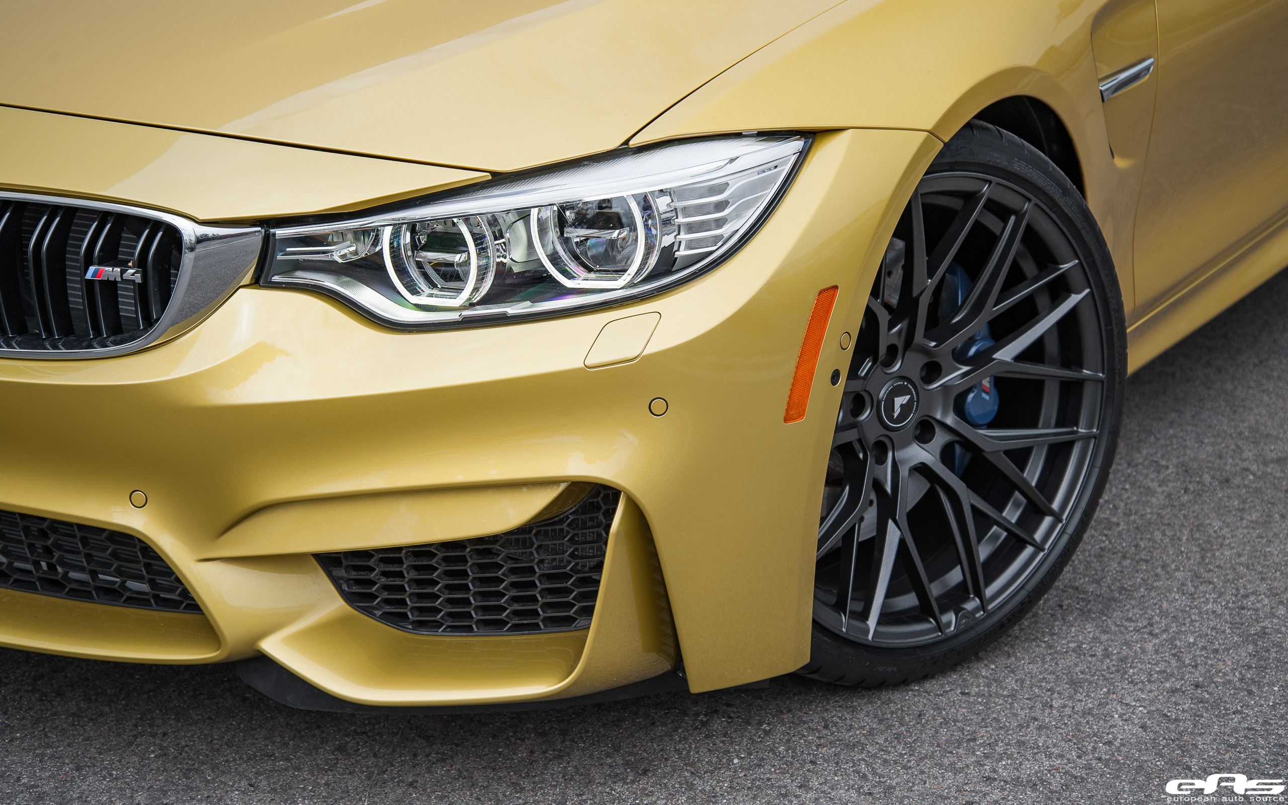 F82 BMW M4 on Vorsteiner Wheels (4)