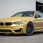 F82 BMW M4 on Vorsteiner Wheels (7)