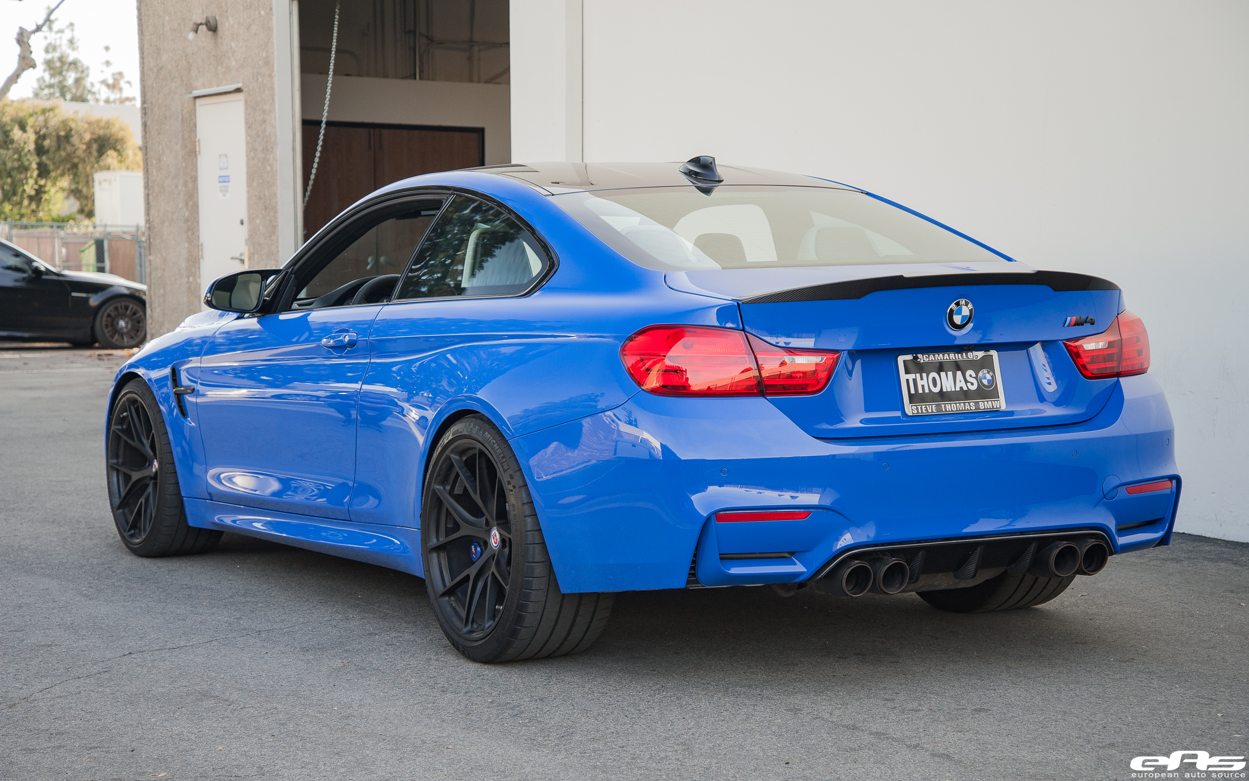 F82 BMW M4 with M Goodies and HRE Wheels (10)