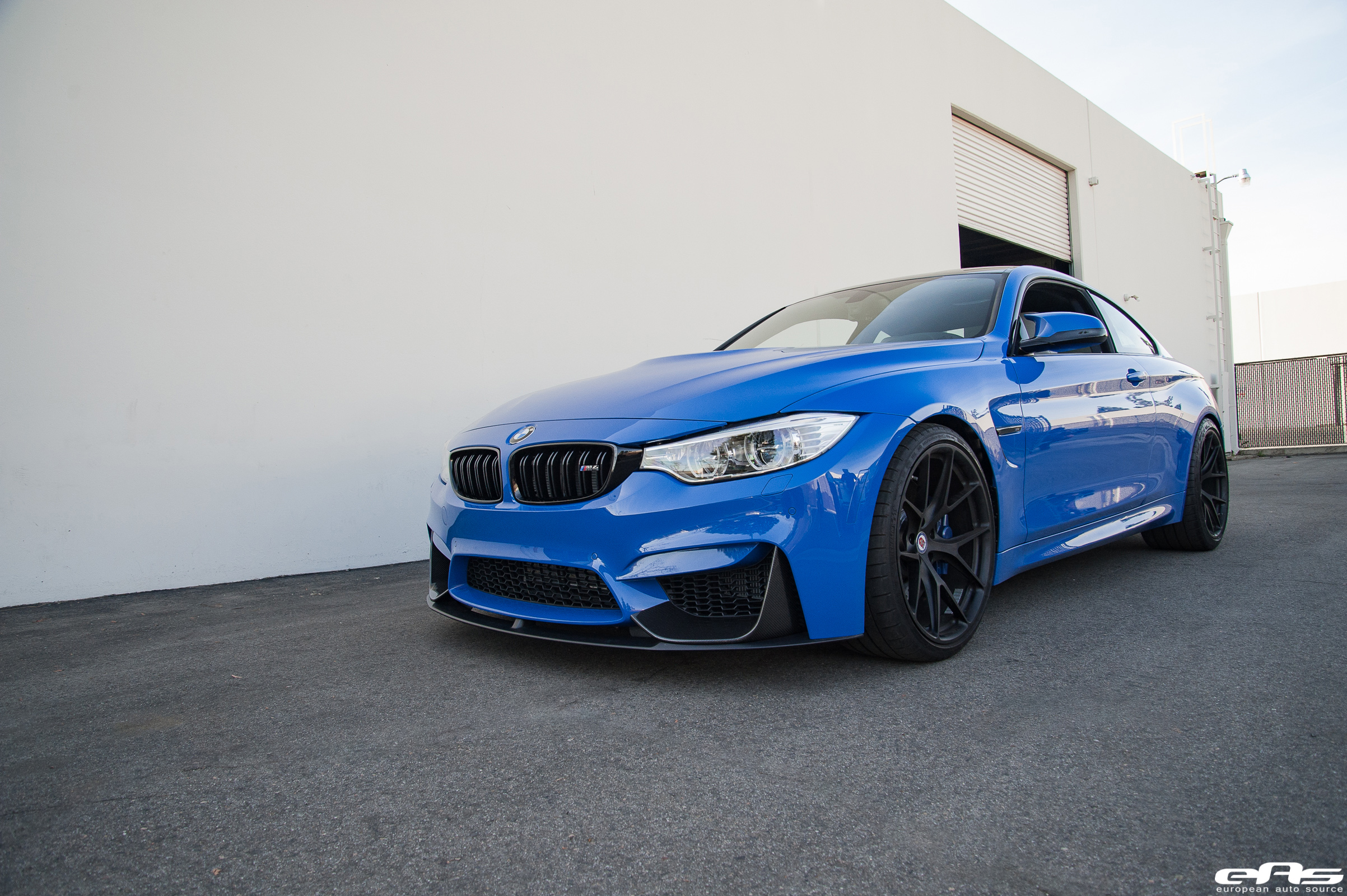 F82 BMW M4 with M Goodies and HRE Wheels (16)