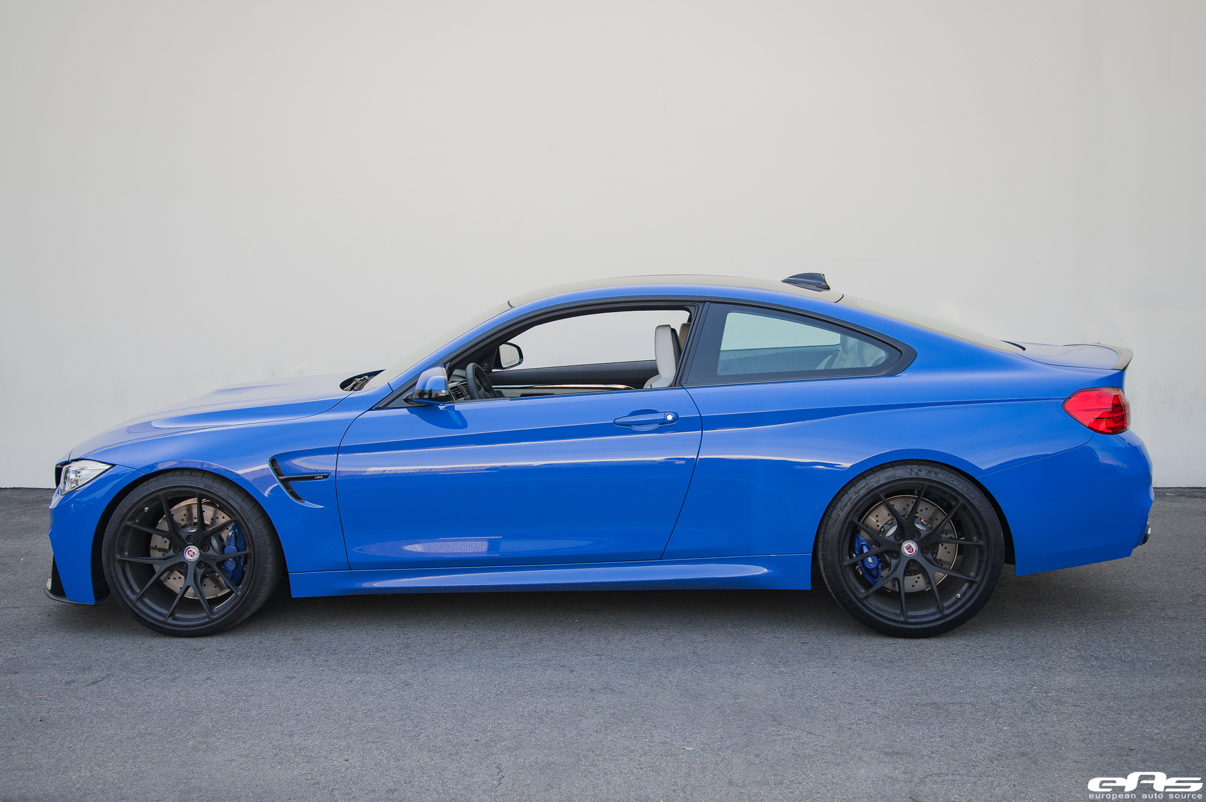 F82 BMW M4 with M Goodies and HRE Wheels (7)