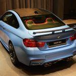 Yas Marina Blue F82 BMW M4 (13)