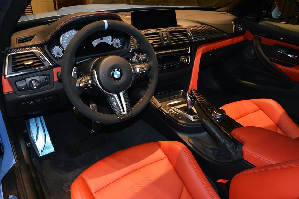 Yas Marina Blue F82 BMW M4 (6)
