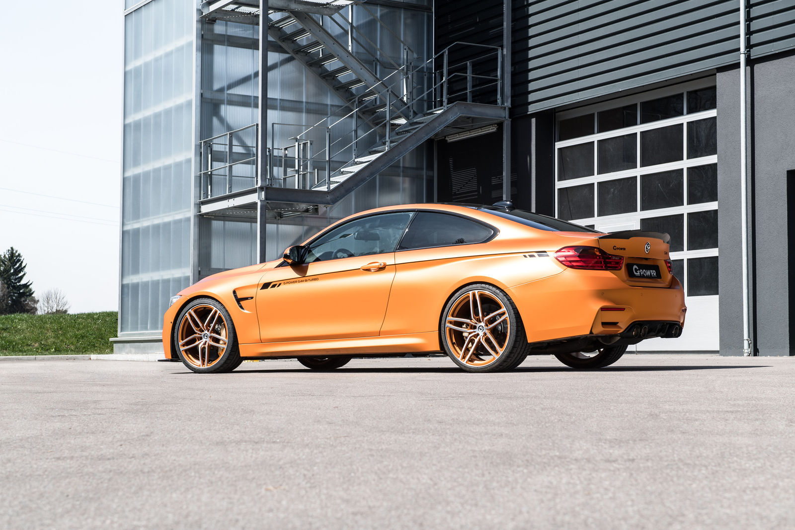 BMW M4 with Power Kit by G-Power (2)