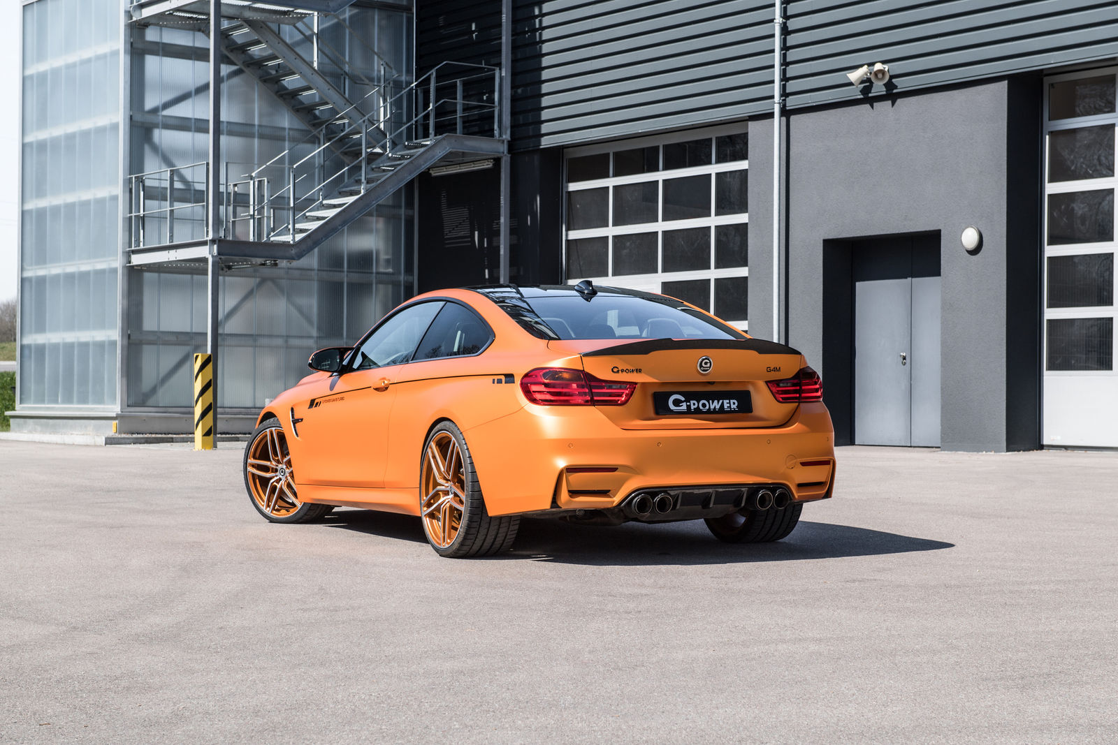 BMW M4 with Power Kit by G-Power (3)
