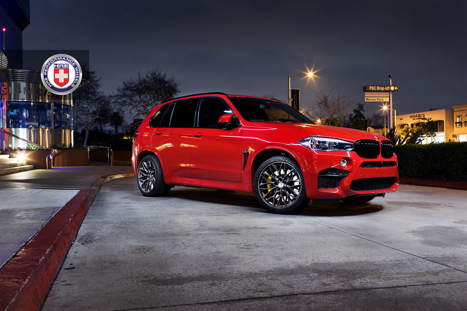 BMW X5 M on HRE Wheels (2)