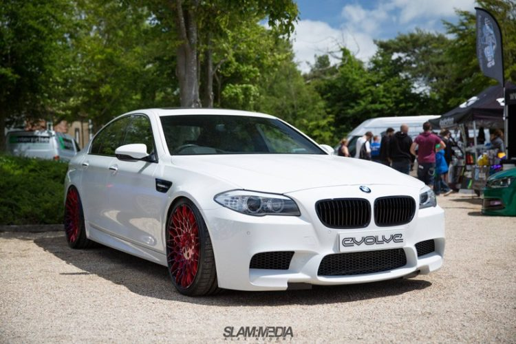 F10 BMW M5 by Evolve