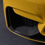Yellow F82 BMW M4 Individual (10)