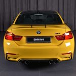 Yellow F82 BMW M4 Individual (16)