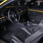 Yellow F82 BMW M4 Individual (19)