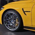 Yellow F82 BMW M4 Individual (3)