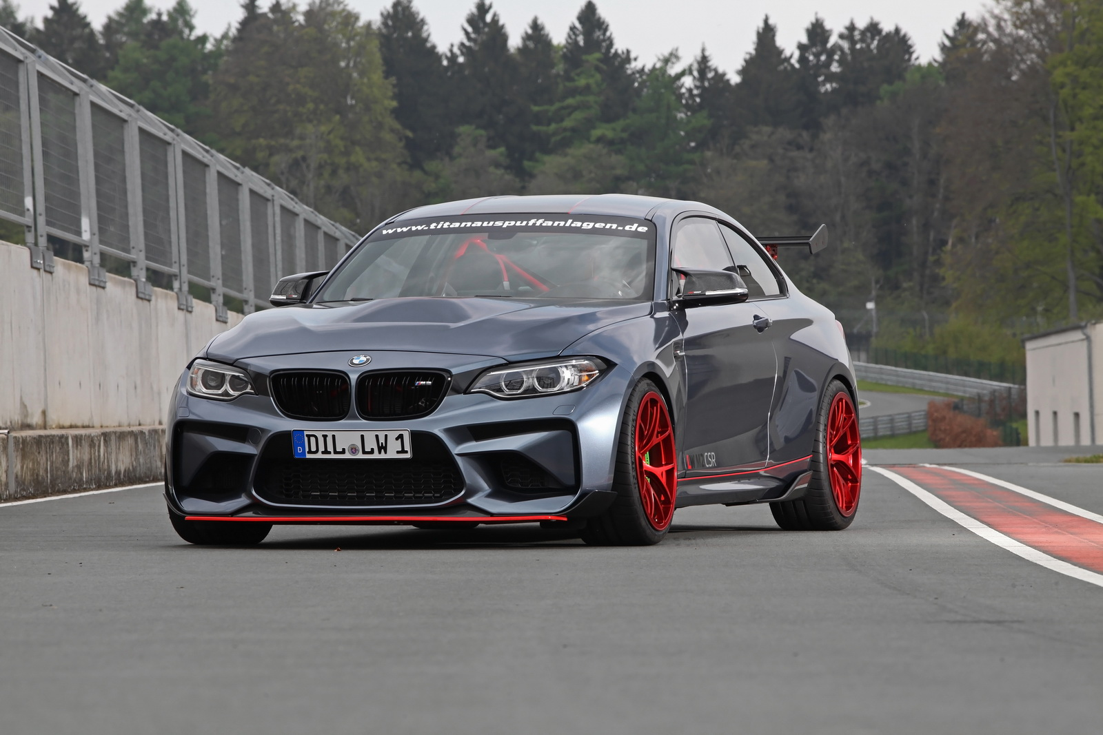 BMW M2 with Power Kit by Lightweight Performance (10)