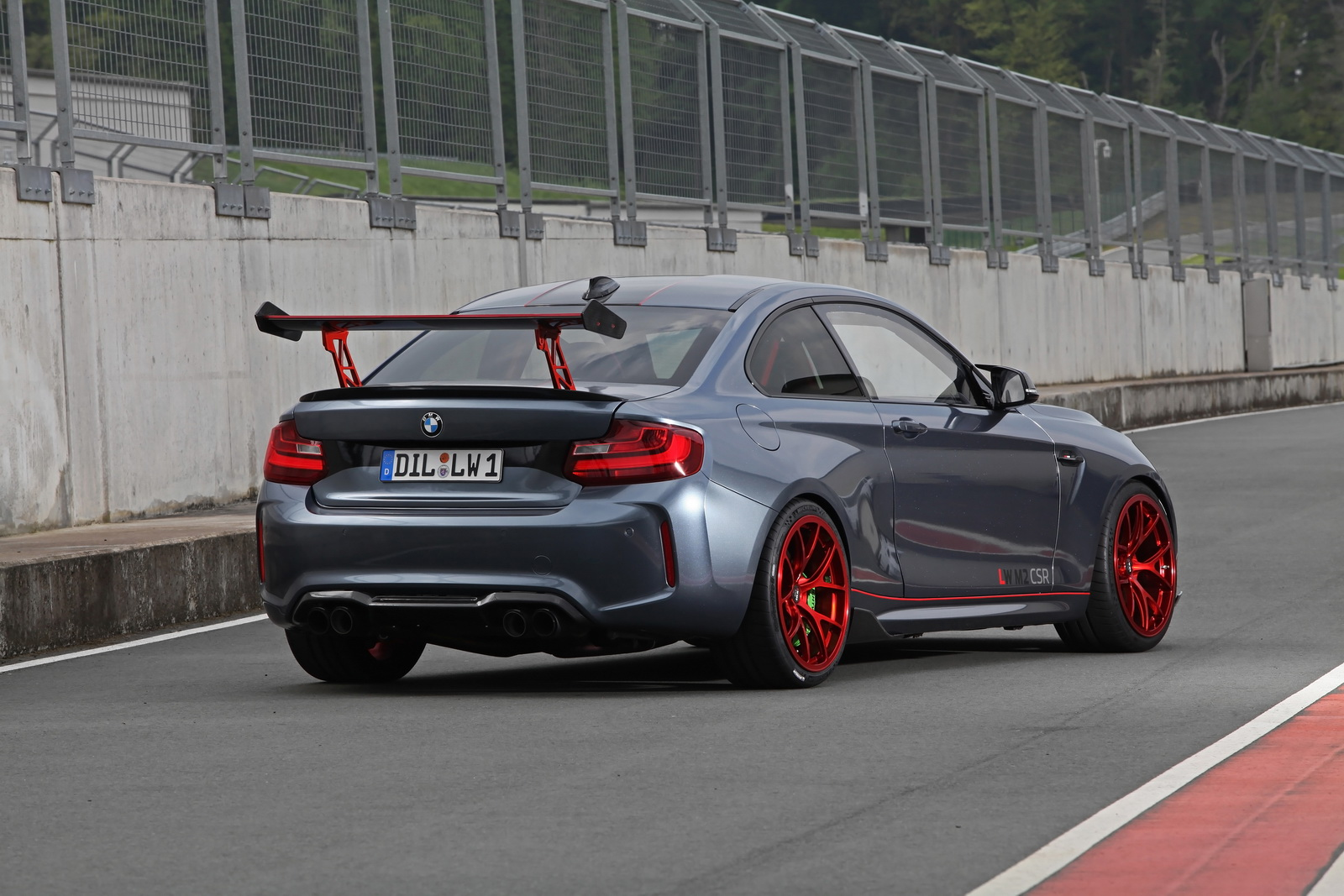 BMW M2 with Power Kit by Lightweight Performance (11)