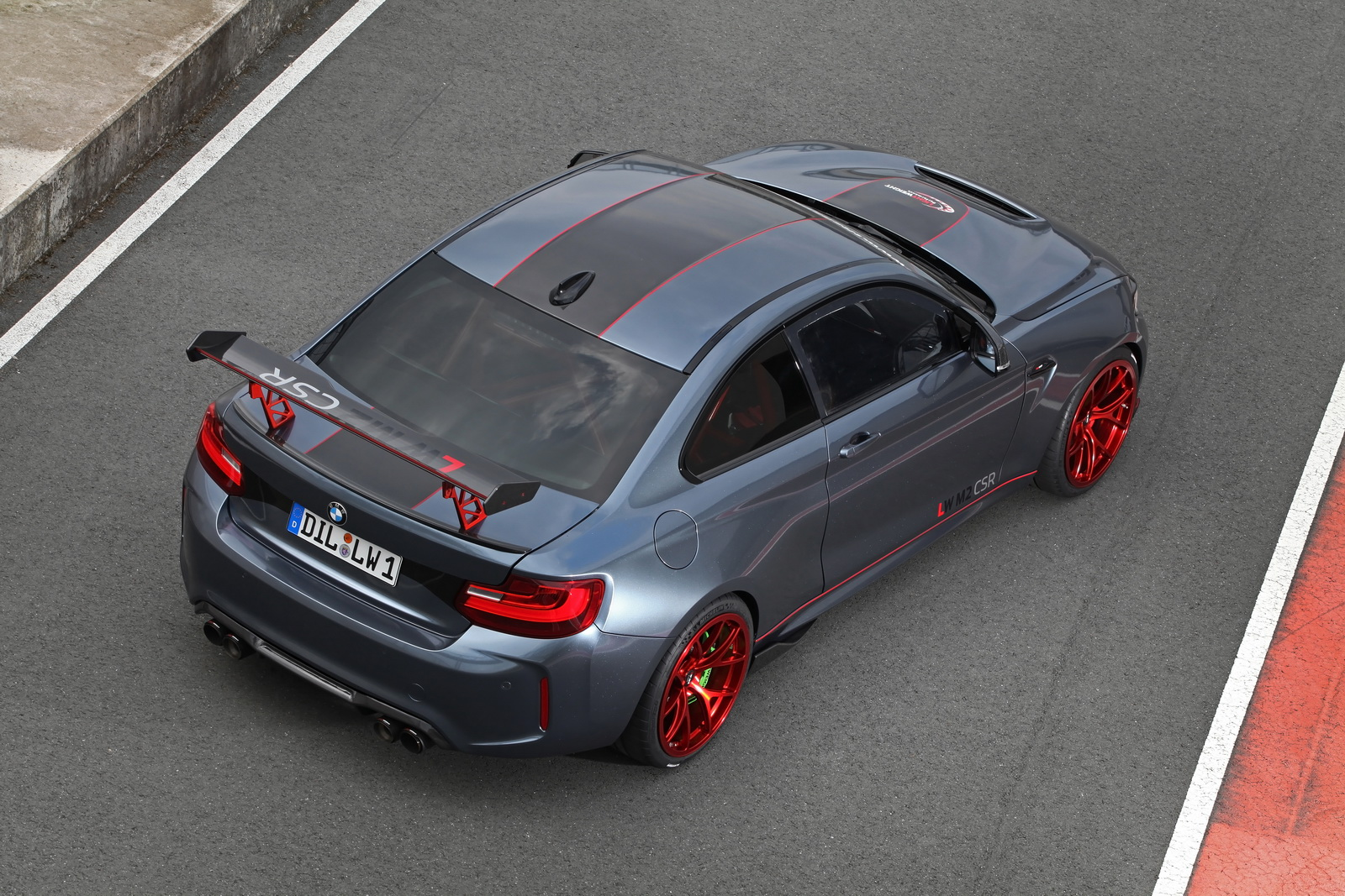BMW M2 with Power Kit by Lightweight Performance (12)