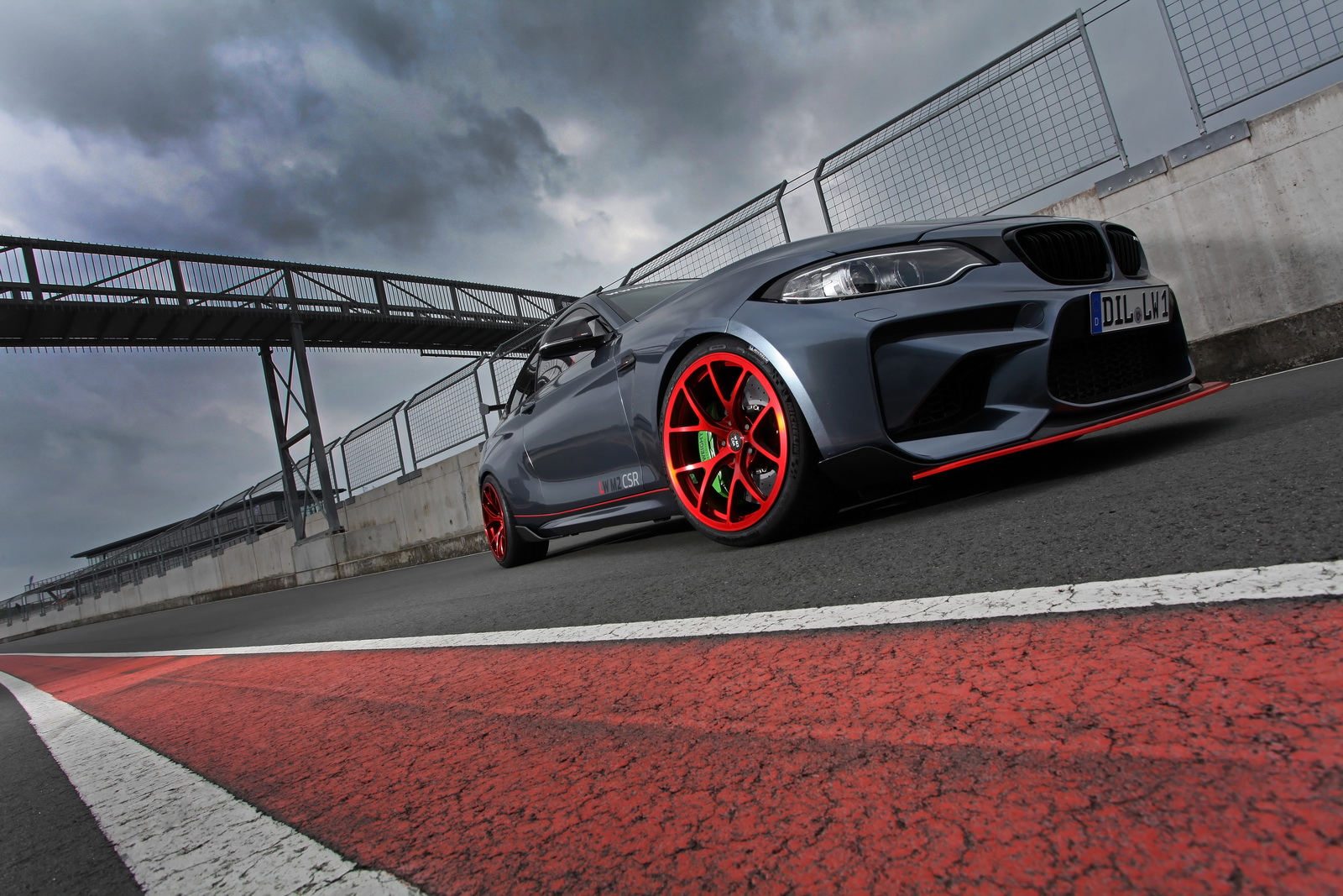 BMW M2 with Power Kit by Lightweight Performance (13)