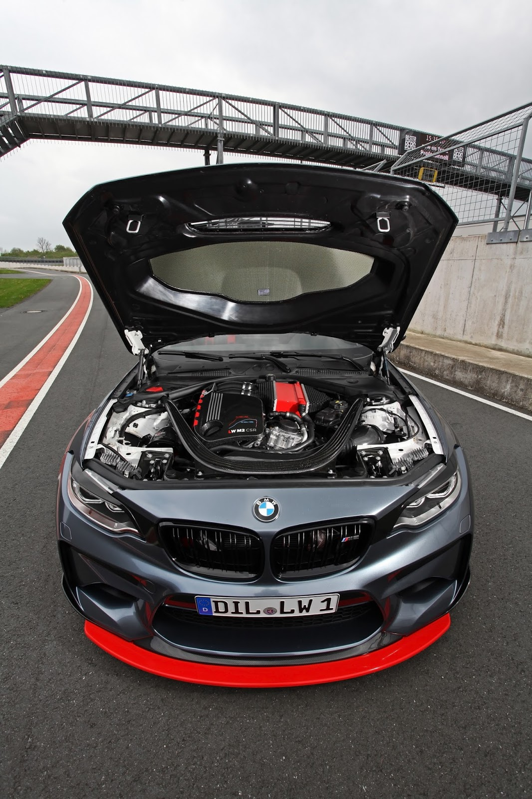 BMW M2 with Power Kit by Lightweight Performance (22)