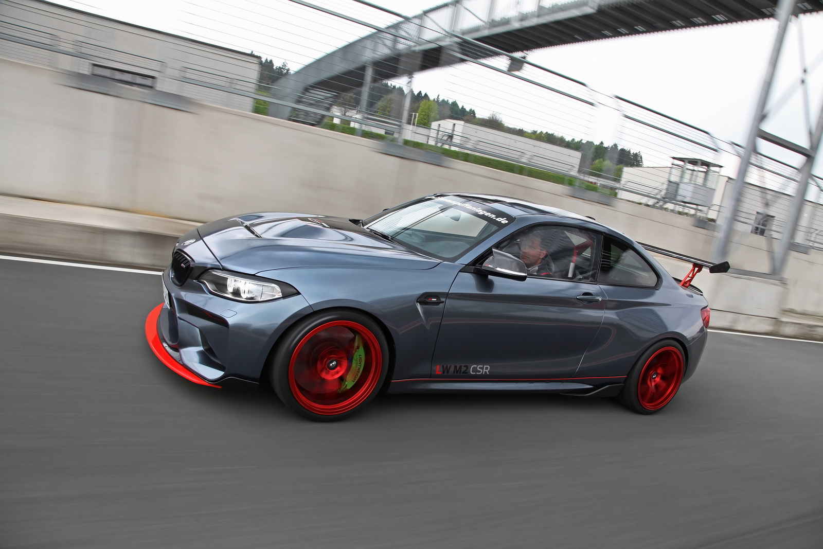 BMW M2 with Power Kit by Lightweight Performance (37)