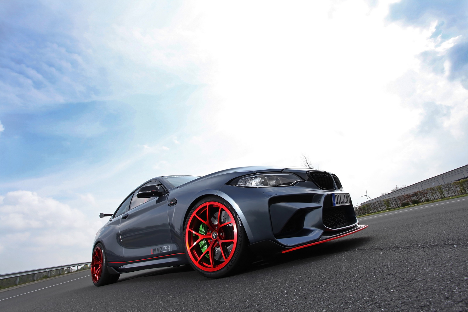 BMW M2 with Power Kit by Lightweight Performance (4)