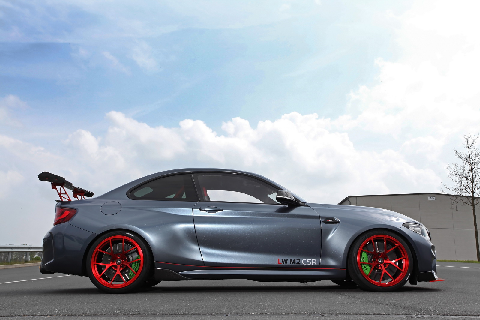 BMW M2 with Power Kit by Lightweight Performance (5)