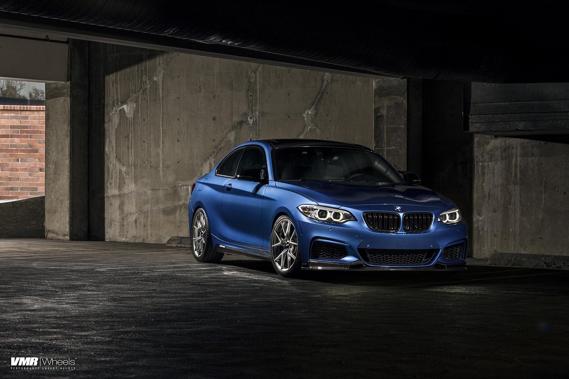 BMW M240i by VMR Wheels (1)