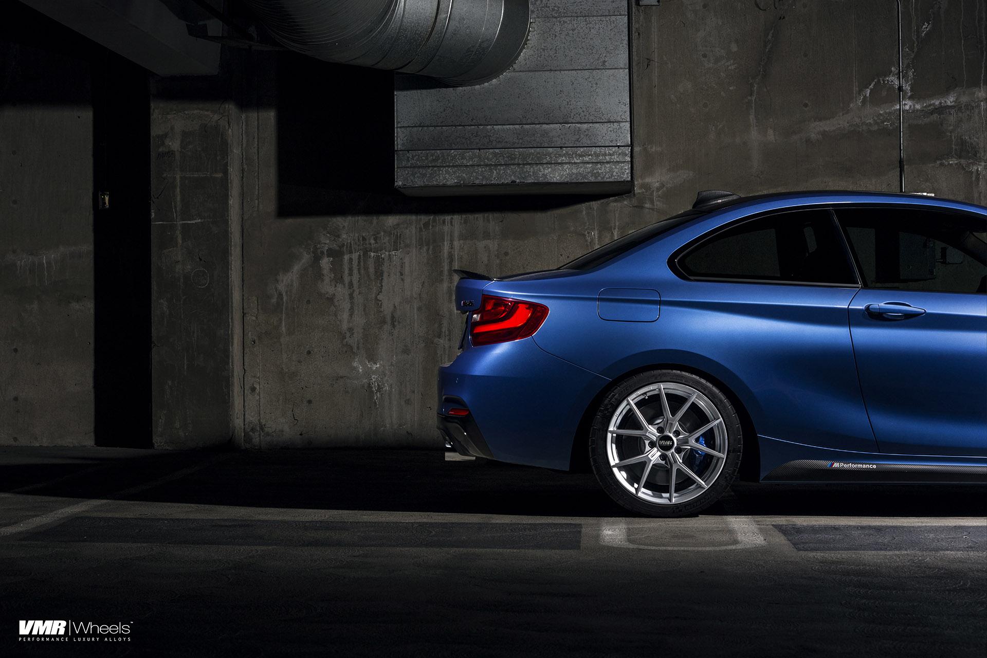 BMW M240i by VMR Wheels (3)