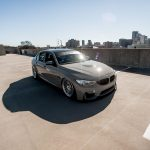 BMW M3 on Vossen Wheels (10)