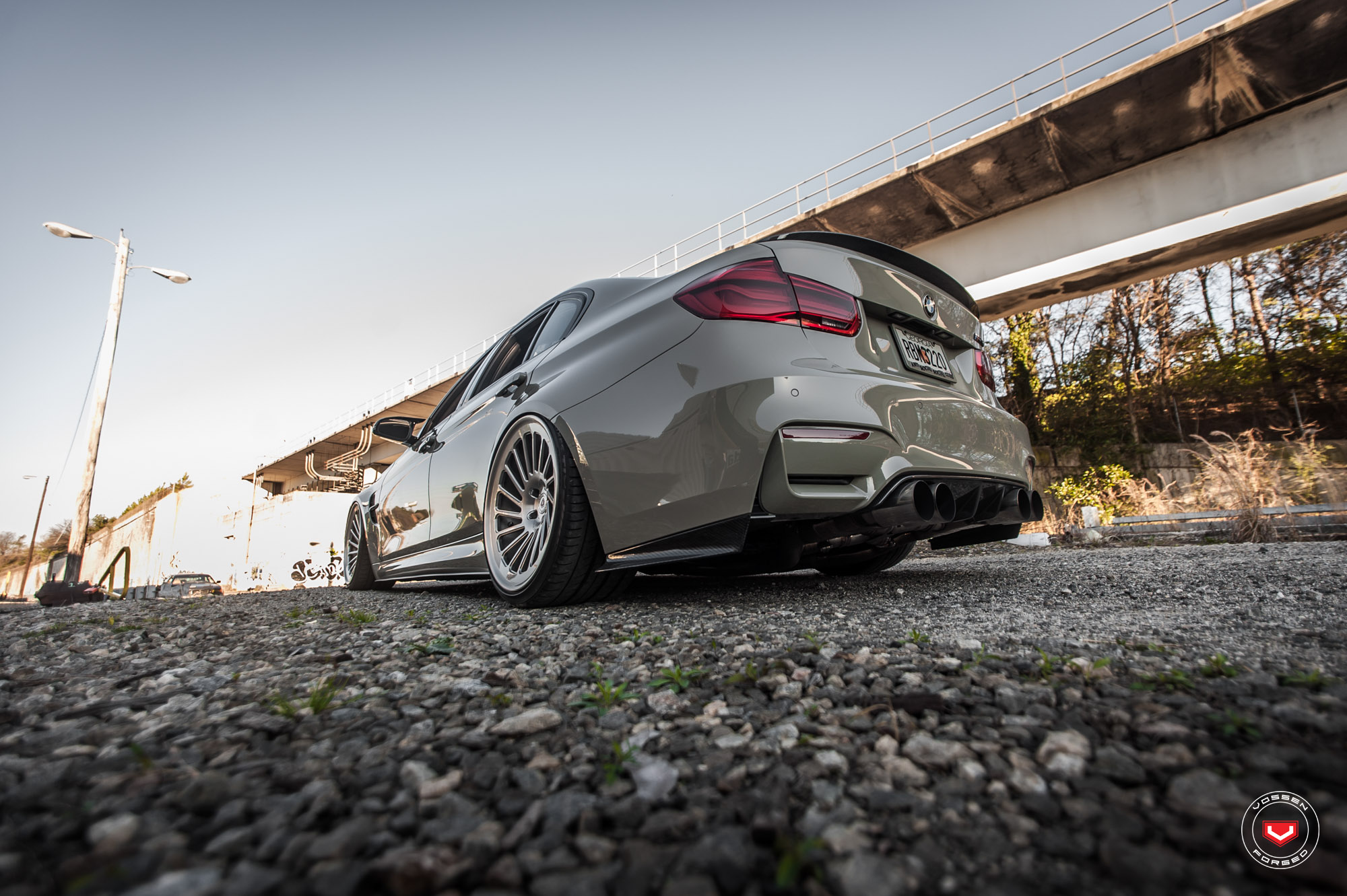 BMW M3 on Vossen Wheels (15)
