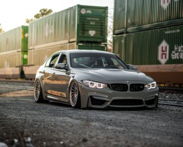 BMW M3 on Vossen Wheels (18)