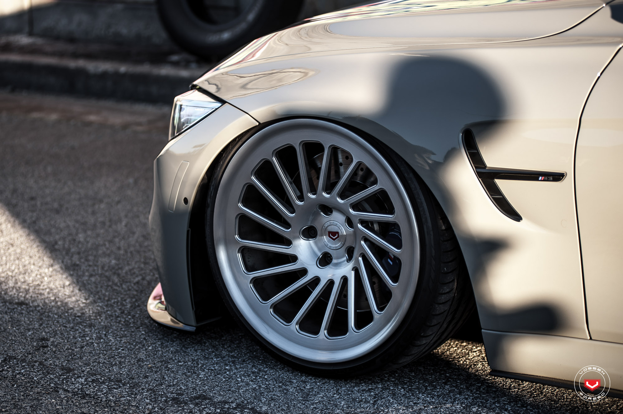 BMW M3 on Vossen Wheels (23)
