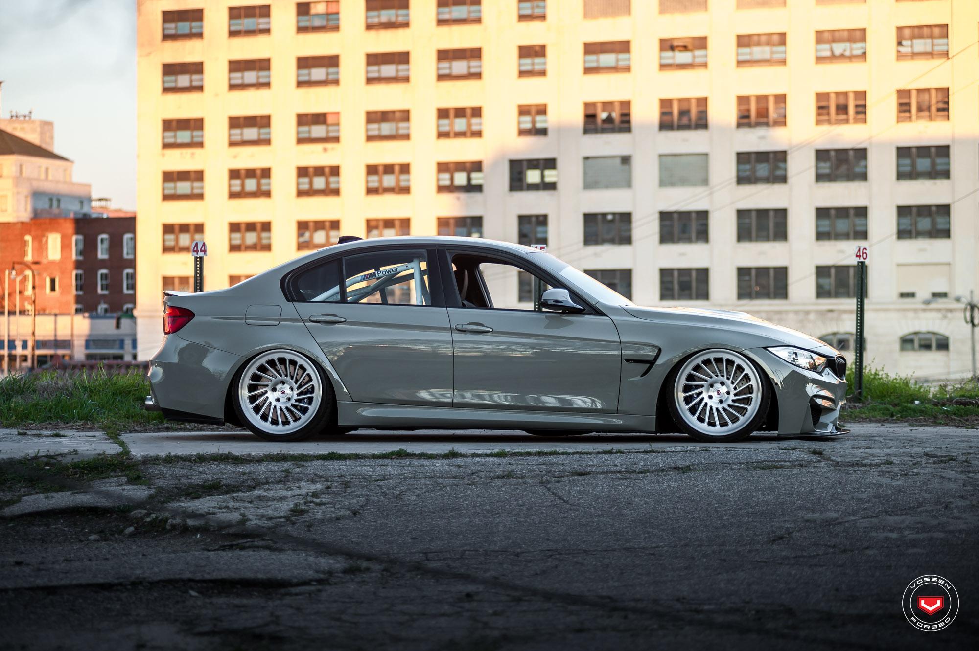 BMW M3 on Vossen Wheels (24)