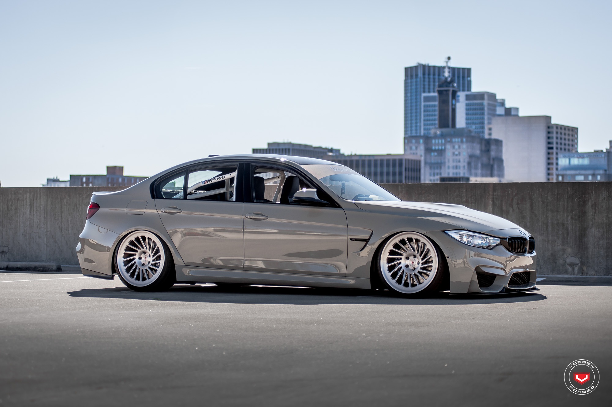 BMW M3 on Vossen Wheels (4)