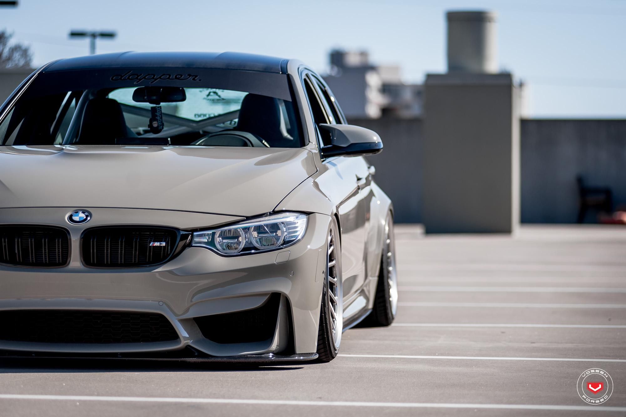 BMW M3 on Vossen Wheels (5)