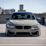 BMW M3 on Vossen Wheels (7)