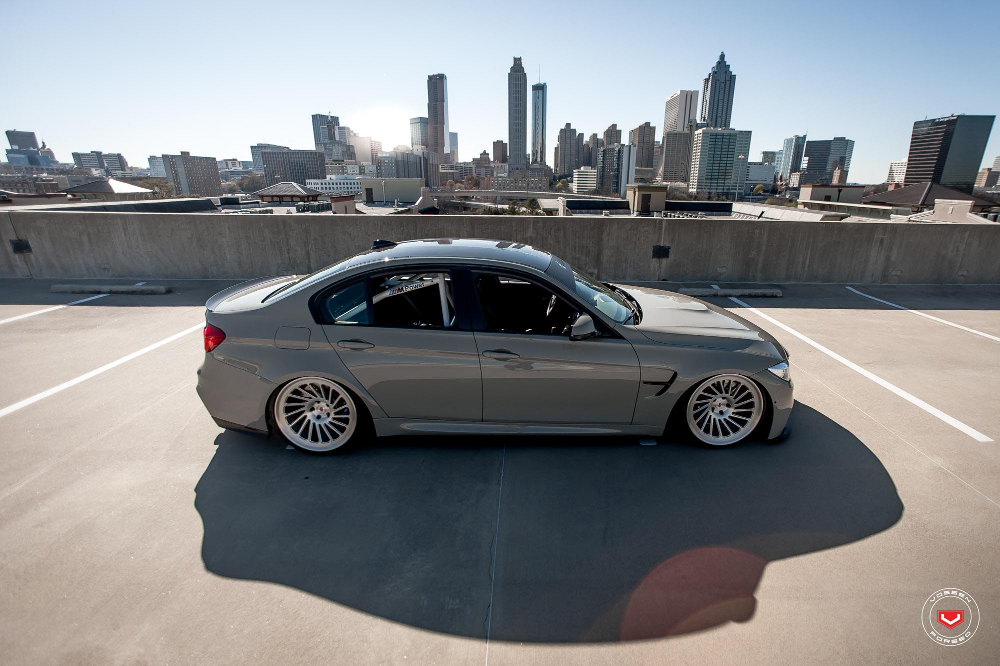 BMW M3 on Vossen Wheels (9)