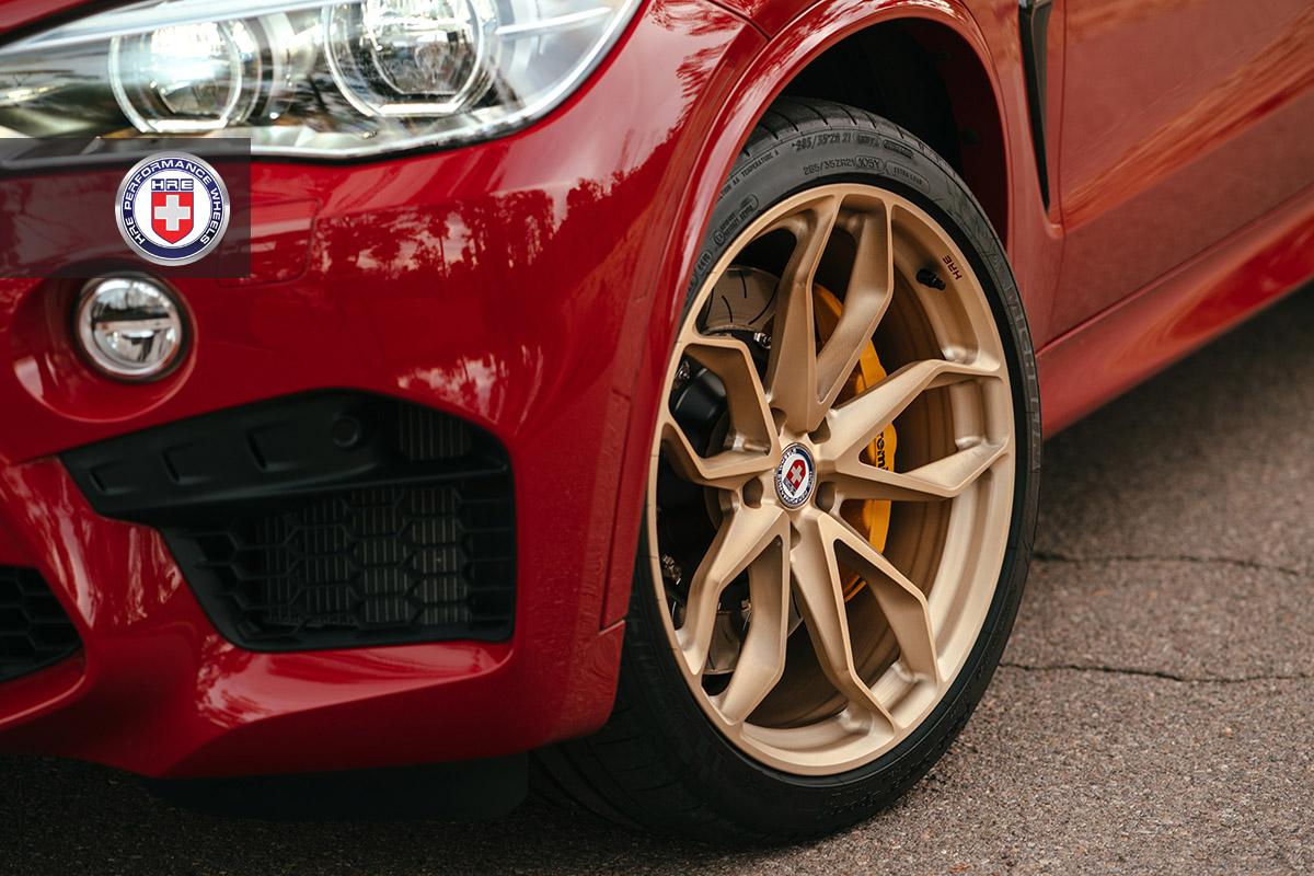 BMW X5 M on HRE Wheels (3)