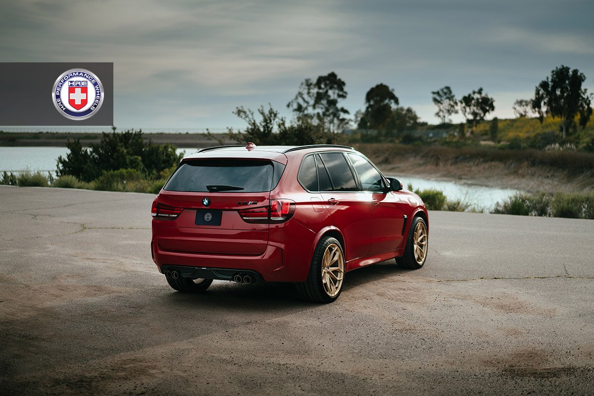 BMW X5 M on HRE Wheels (8)