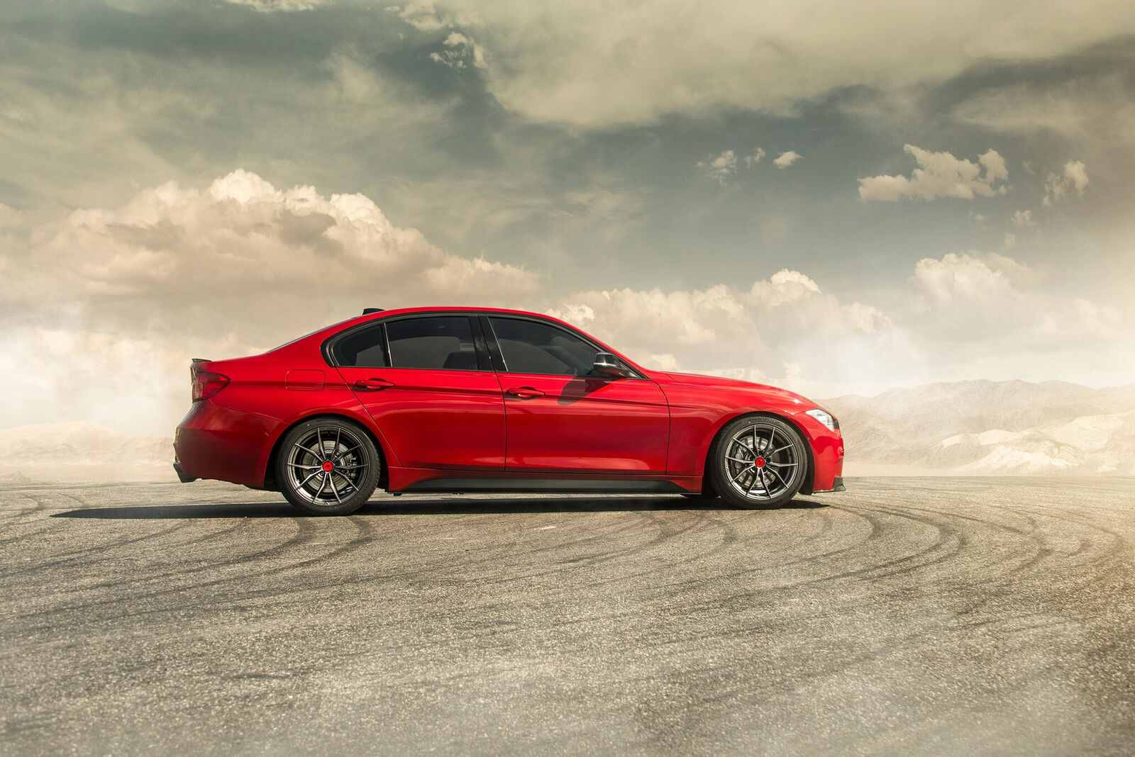 F30 BMW 335i on Vorsteiner V-FF Wheels (1)