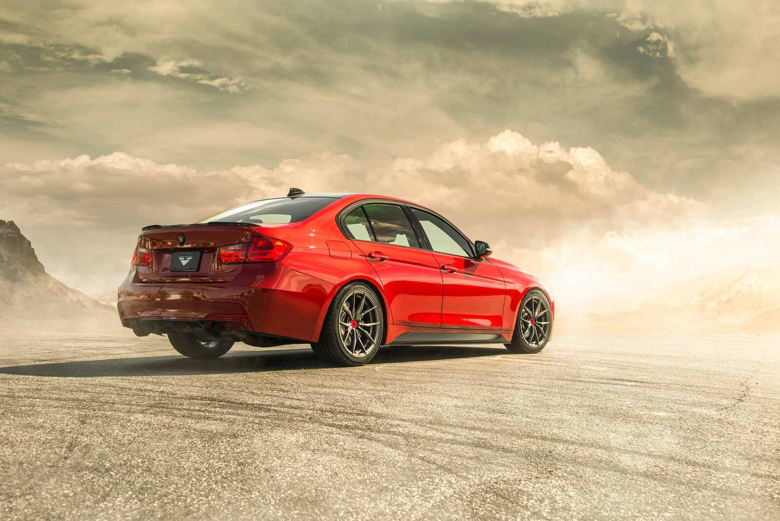 F30 BMW 335i on Vorsteiner V-FF Wheels (3)