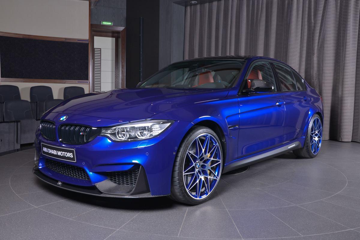 San Marino BMW M3 at Abu Dhabi Motors (1)