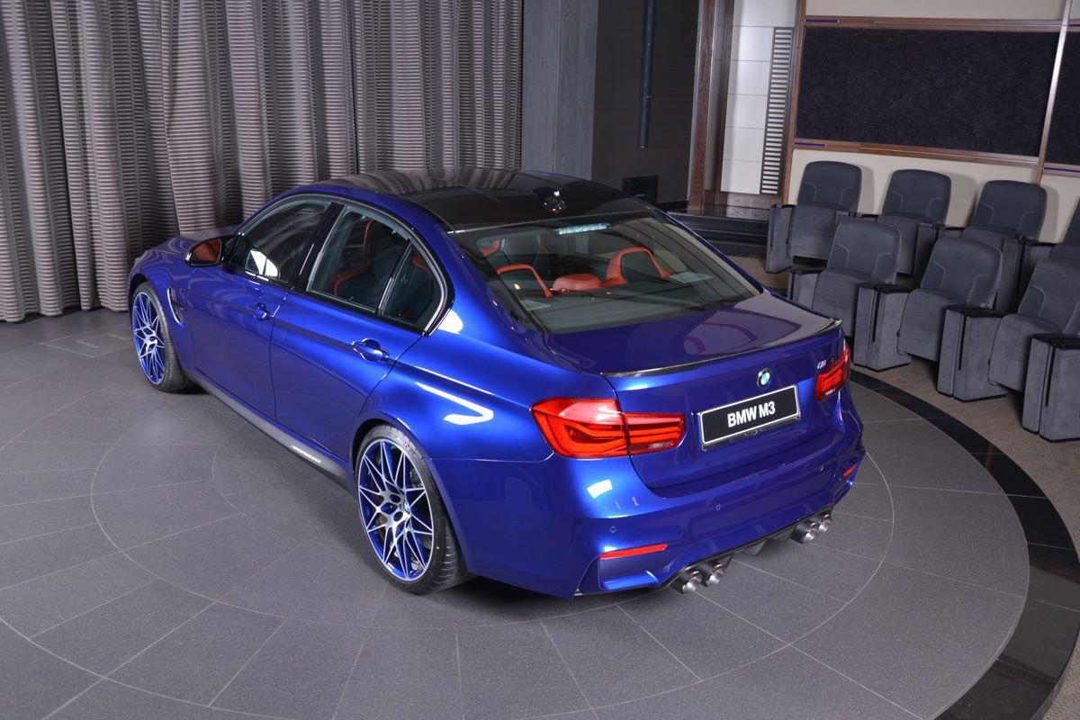 San Marino BMW M3 at Abu Dhabi Motors (19)