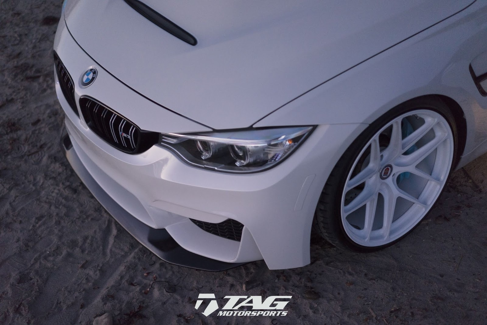 BMW M3 with GTS-like Aero Kit (14)
