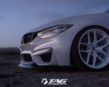BMW M3 with GTS-like Aero Kit (15)